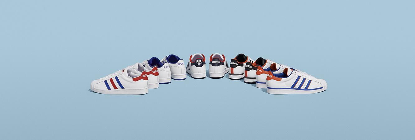 Adidas SUPERSTAR 2020: Change Is a Team Sport Fantechnology